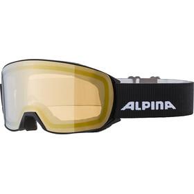 Alpina Alpina Nakiska HM Goggles, black